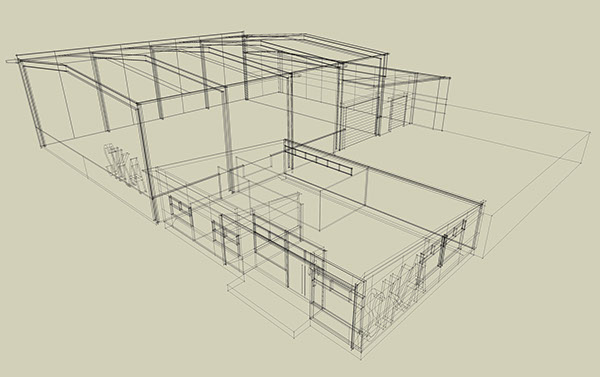 Warehouse Design Project On Behance
