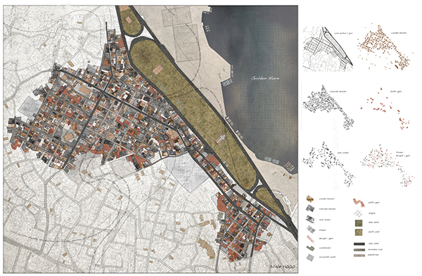 parasite architecture thesis Curative parasite - march thesis   can the river network of a city become the springboard for a new approach to city's architecture and urban topography.