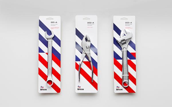 Bricos Packaging Design