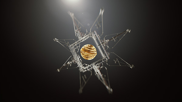 Orrery — concept art for movie titles