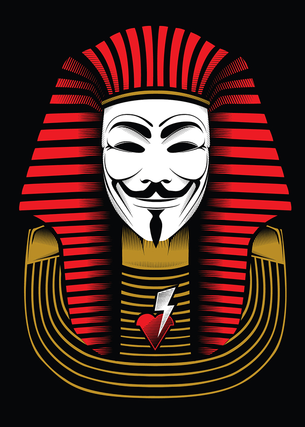 Фото фараона на аву