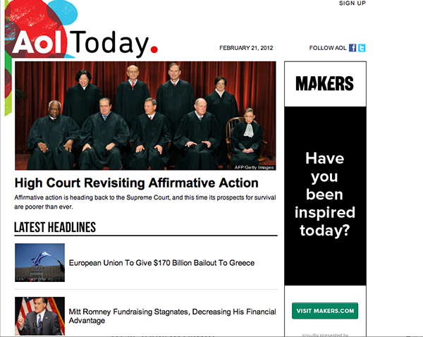 AoL  Newsletter news newsletter