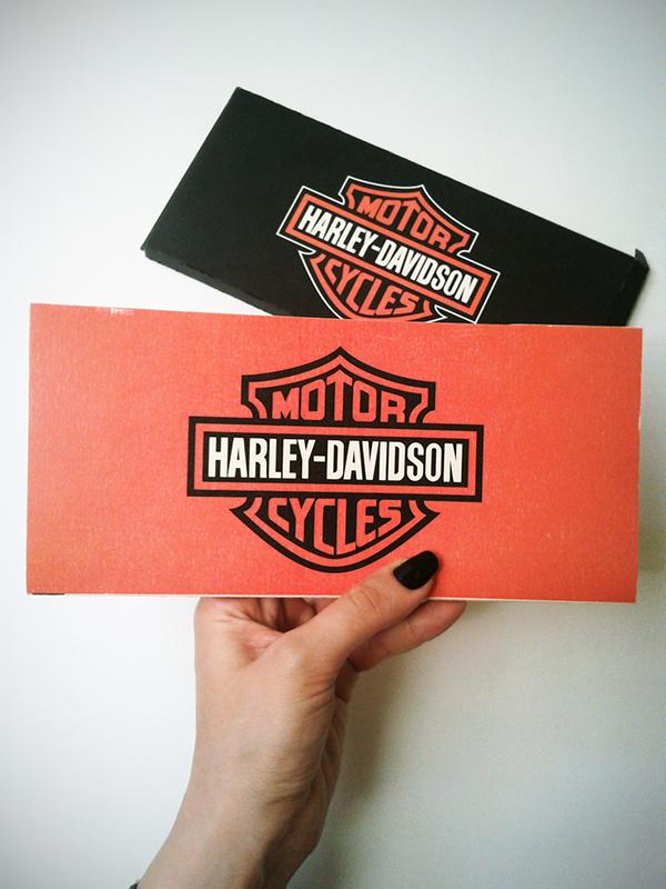 Harley Davidson History of Timeline Design on Behance
