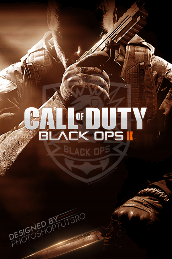 Call Of Duty Black Ops 2 Wallpaper On Behance