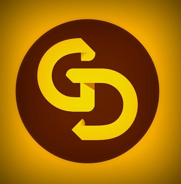 GD Logo On Behance