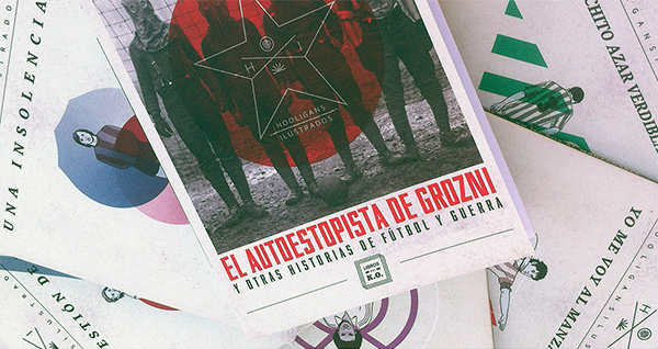 HOOLIGANS ILUSTRADOS by Libros del K.O. on Behance