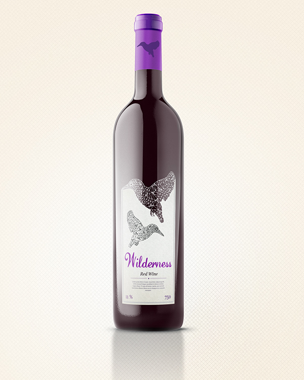 wine Lable red animal colour drink alcohol