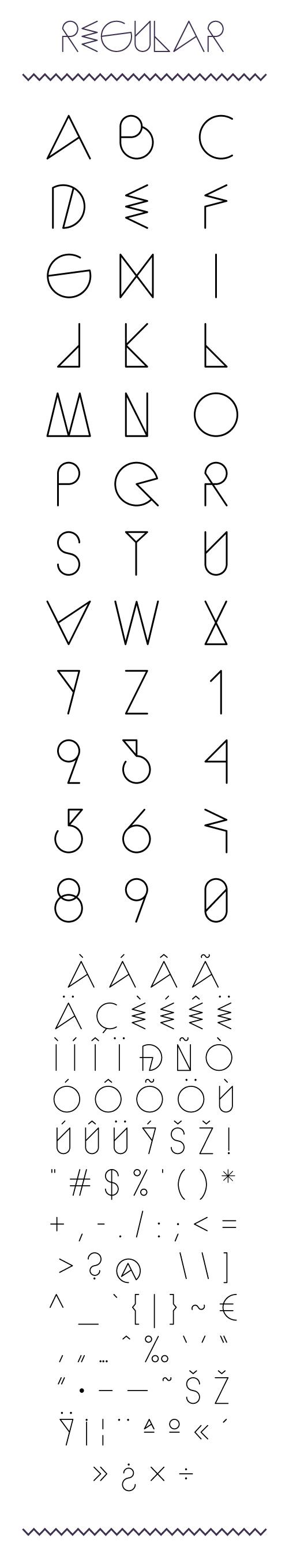 sequi   Typeface free Free font  font 86ideas   joao andrade