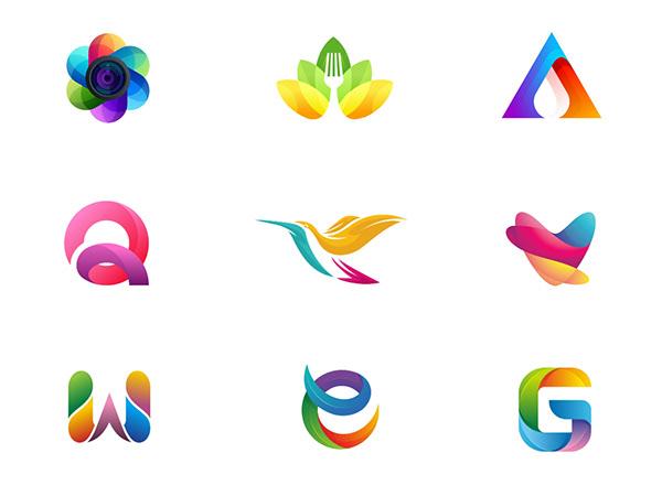 Modern 3D logo Design