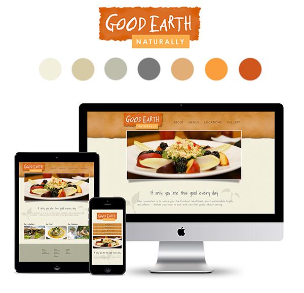 Good earth restaurant Responsive