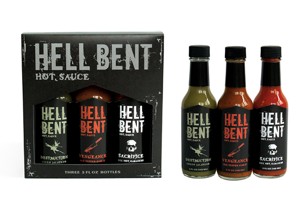 Hell S Kitchen Hot Sauce Collection