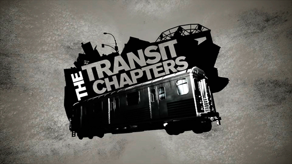 Transit Chapters Red Bull 3D 2D New York action sports Urban