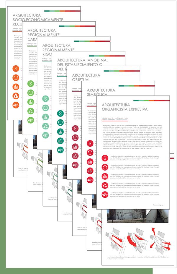 Cc ua teor a concurso montaje exposici n 201610 on los for Arquitectura tecnica ua