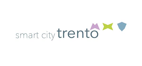 Smart city Competition logo brand image identity color trento