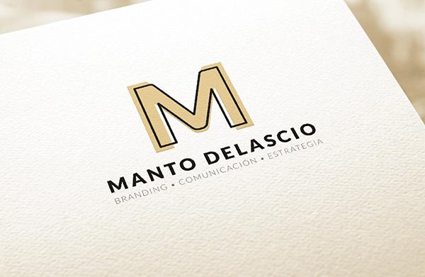 Manto Delascio   Identidad Visual + Social Media