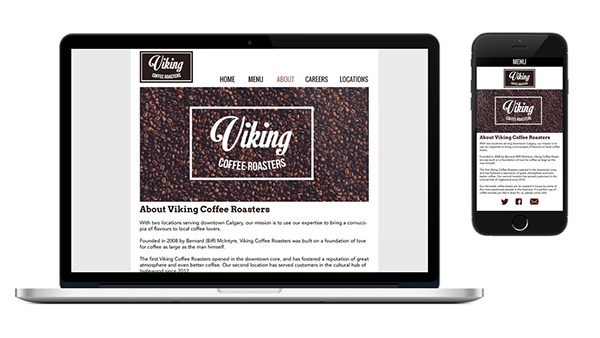 logo Coffee Website Responsive