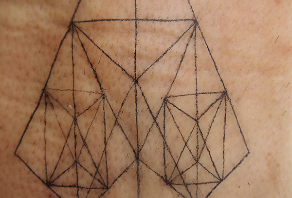 Pig skin tattoo on behance for Pig skin for tattooing