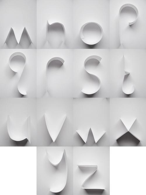 paper Limitations Typeface