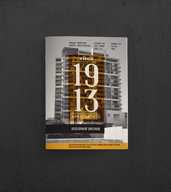 Circa 1913 Apartments On Behance