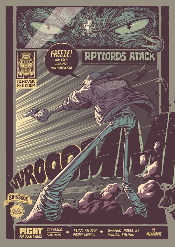FFYR Rptlords Atack by Mikhail Kalinin
