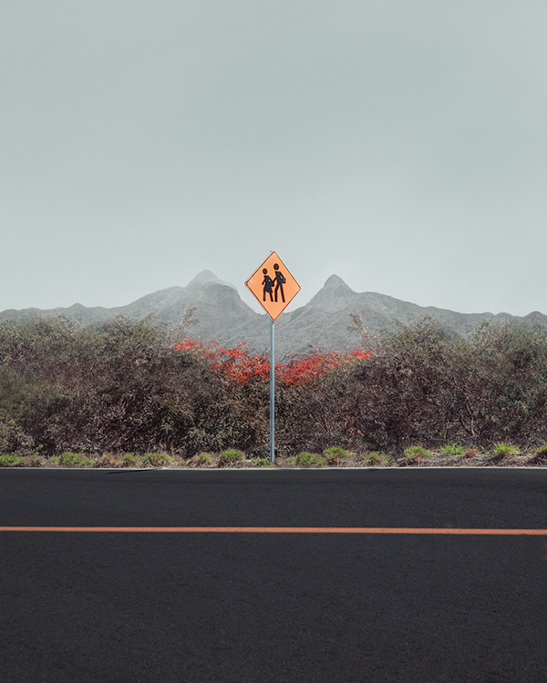 Fascinating VISIONS Project by Benoit Paillé