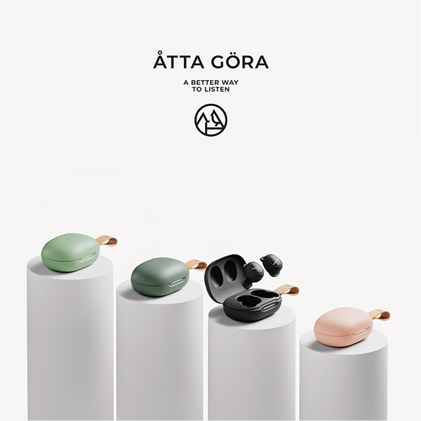 ATTA GORA - TWS EARPHONE