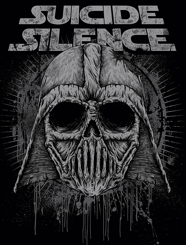 Suicide Silence On Behance