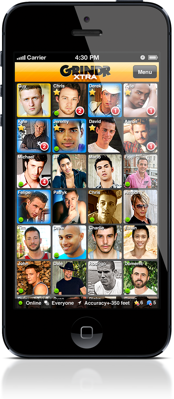 Iphone get grindr xtra free How To