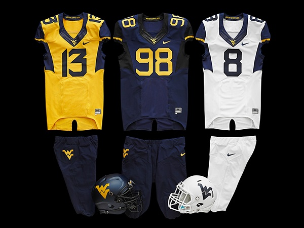2ff33bdcb Talk of a potential rebrand for West Virginia started in late January with  the circulation of well-designed but fan-made concepts.