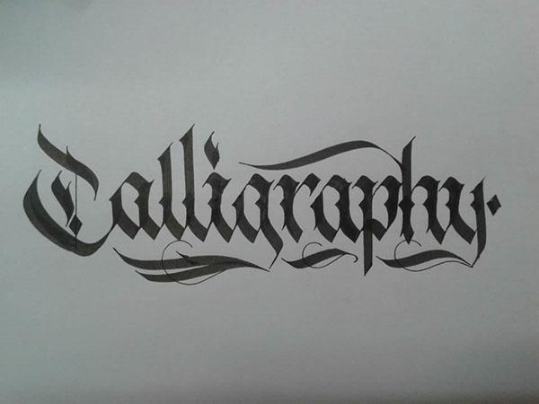 Calligraphy masters on behance
