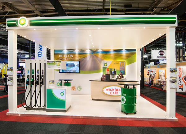 Exhibition Stand Tenders : Bp plus exhibition stand on behance