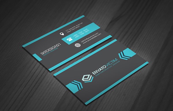professional business card design on behance
