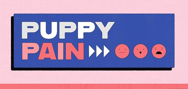 Puppy Pain