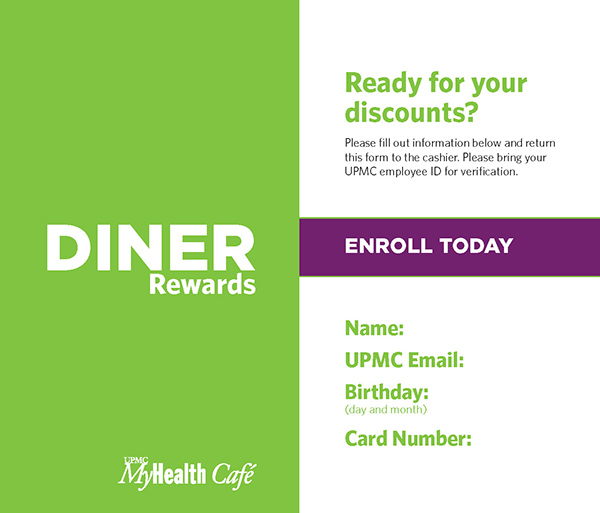 MyHealth Cafe on AIGA Member Gallery
