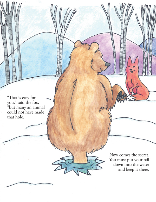 the bear a short story Two friends and the bear english short story with moral two friends and the bear english short story with moral write an english story on two friends and the.