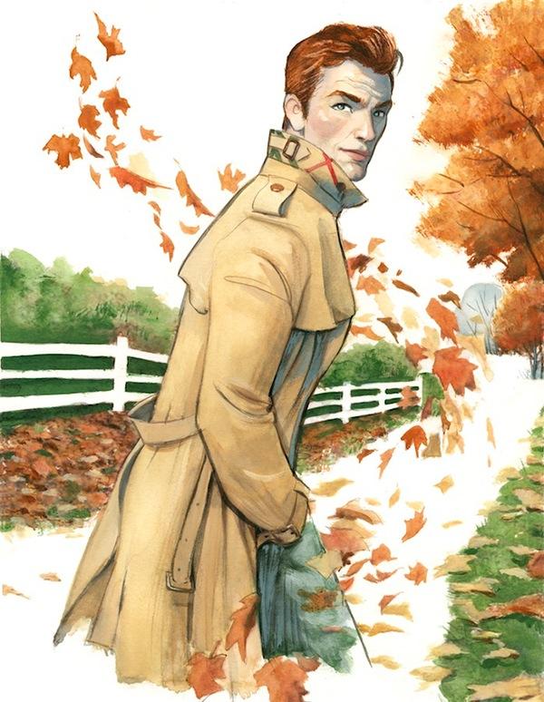 Fashion men IV by Fernando Vicente