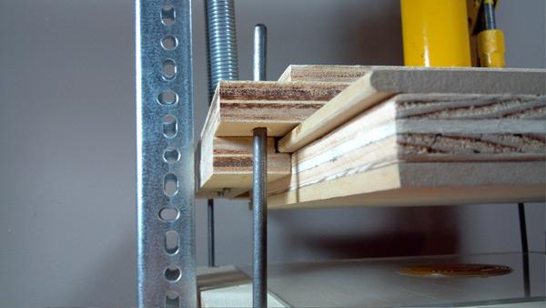 letterpress print DIY craft hand made construction