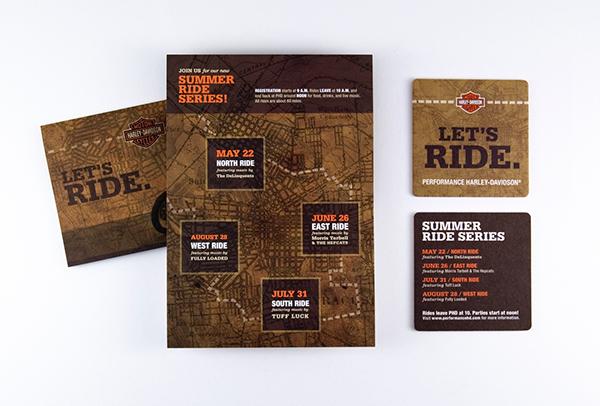 seasonal Retail Harley-Davidson