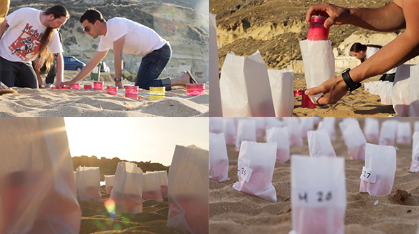 brnd wgn air malta candle stop motion video time lapse beach Viral