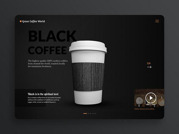 Coffee || Product UI