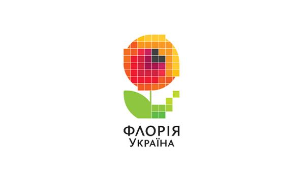 identity Transport logo flower
