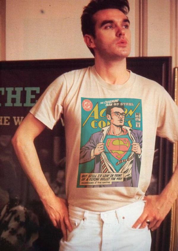 Words... super, Billy butcher new wave super heroes