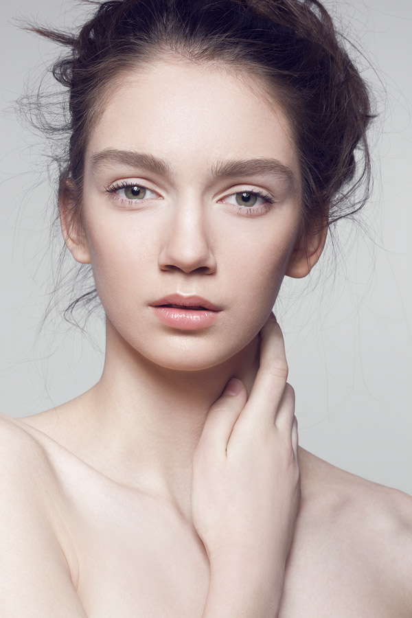 Beauty test / Dasha on Behance