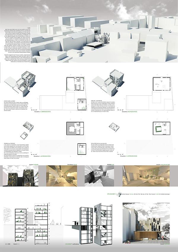 Architecture thesis presentation