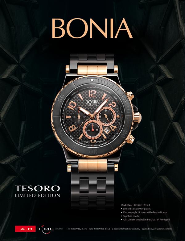 Bonia Malaysia Print Ad On Behance