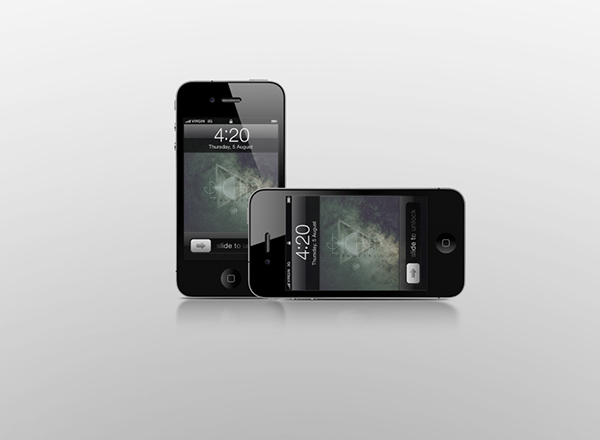 how to link iphone and ipad glitch hop community id on behance 8427