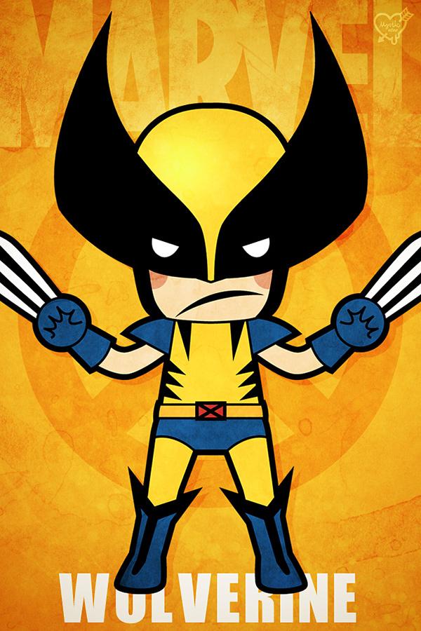 Marvel Character Design Behance : Marvel dc character design on behance
