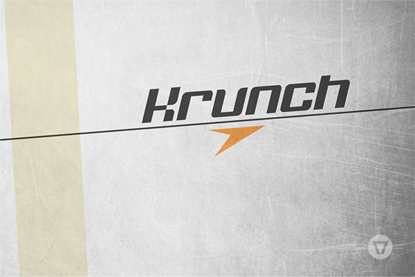 Krunch Font Download