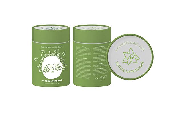 KAMCHATKA TEA | Tea packaging