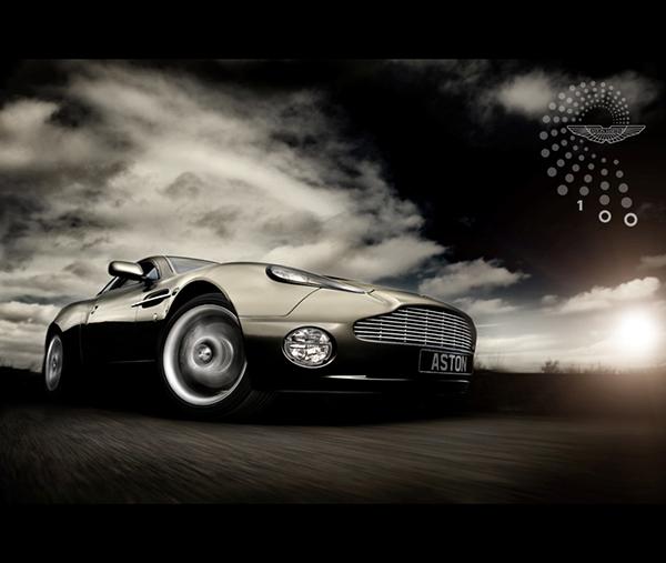 Aston Martin 100 Years Centenary Book Project On Behance